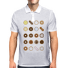 Donuts Mens Polo