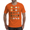 Donuts Mens T-Shirt