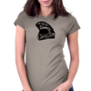 Donwhill Helmet Womens Fitted T-Shirt