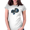 Doop Womens Fitted T-Shirt