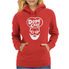 Dope Chef Cartoon Womens Hoodie
