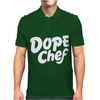 Dope Chef Mens Polo