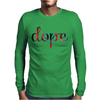 Dope T GALAXY Mens Long Sleeve T-Shirt