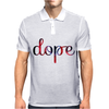 Dope T GALAXY Mens Polo