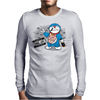 Doraemon Thug Life Mens Long Sleeve T-Shirt