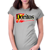 Doritos Restraunt Food Nacho Retro Vintage Womens Fitted T-Shirt