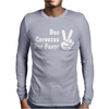 DOS CERVEZAS POR FAVOR Mens Long Sleeve T-Shirt