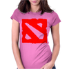 Dota Male Style Womens Fitted T-Shirt