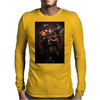 Dota2  Game poster Mens Long Sleeve T-Shirt