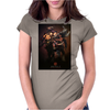 Dota2  Game poster Womens Fitted T-Shirt
