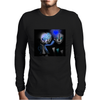 double face Mens Long Sleeve T-Shirt