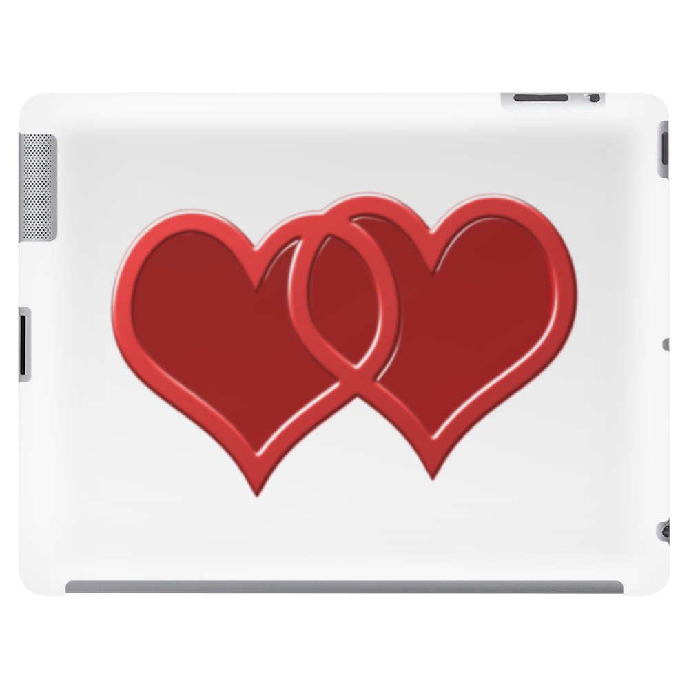 double hearts Tablet (horizontal)