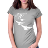 Dove Bomber Womens Fitted T-Shirt