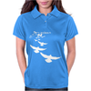 Dove Bomber Womens Polo