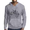 Down The Rabbit Hole Mens Hoodie