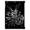 Down The Rabbit Hole (white) Tablet (vertical)