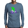 Downhiller Enduro Mountainbiking Mens Long Sleeve T-Shirt