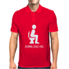 DOWNLOADING ! FUNNY WHITE SEX Mens Polo