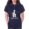 DOWNLOADING ! FUNNY WHITE SEX Womens Polo