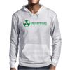 Dr Emmett Doc Brown Enterprises Back To The Future Mens Hoodie