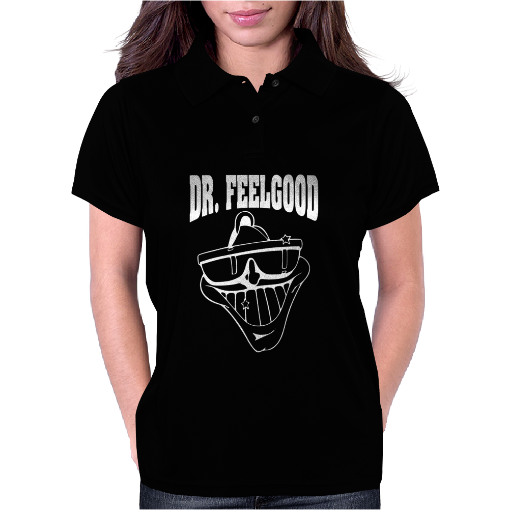 Dr Feelgood Pub Rock Legends Womens Polo