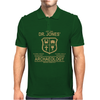 Dr. Jones' Archaeology Mens Polo