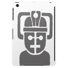 Dr Who cyberman robot Tablet (vertical)
