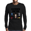 Dr Who Eleventh Doctor Mens Long Sleeve T-Shirt