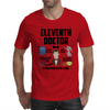 Dr Who Eleventh Doctor Mens T-Shirt
