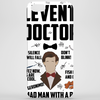 Dr Who Eleventh Doctor Phone Case