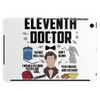 Dr Who Eleventh Doctor Tablet (horizontal)