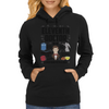 Dr Who Eleventh Doctor Womens Hoodie