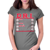 D.r Womens Fitted T-Shirt