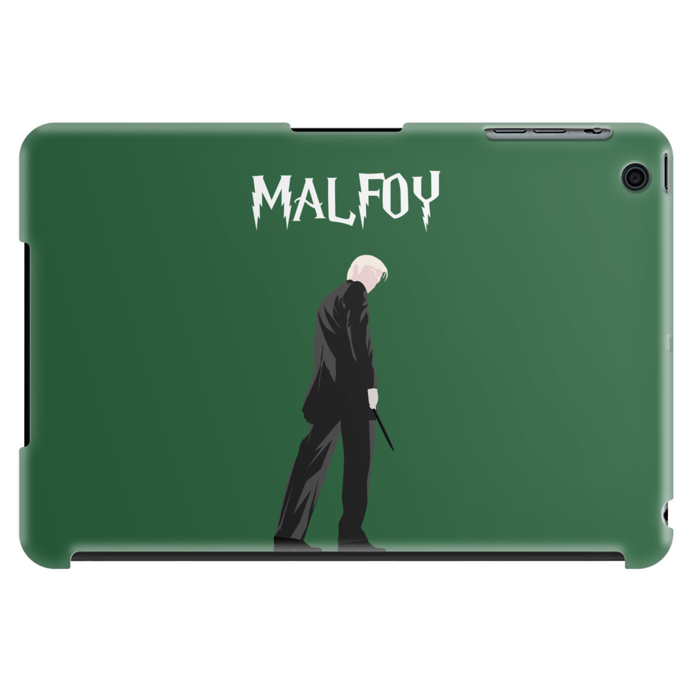 Draco Malfoy Silhouette Digital Art Tablet (horizontal)