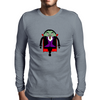 Dracula Mens Long Sleeve T-Shirt