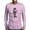 Dragon and fairy Mens Long Sleeve T-Shirt