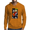 Dragon Ball Z Goku Piccolo Freeza Cell Mens Hoodie