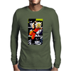Dragon Ball Z Goku Piccolo Freeza Cell Mens Long Sleeve T-Shirt