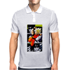 Dragon Ball Z Goku Piccolo Freeza Cell Mens Polo