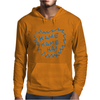 Dragon ball z texto Mens Hoodie