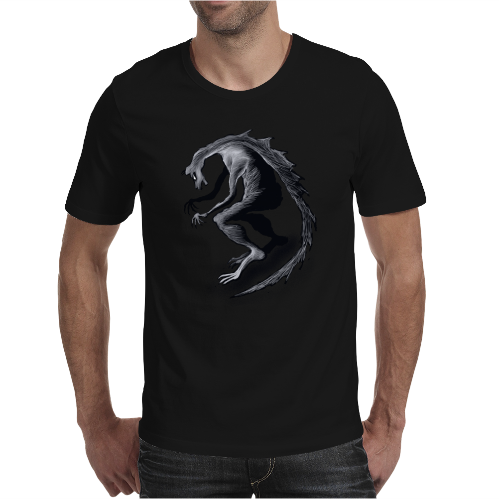 Dragon Beast  Mens T-Shirt