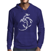 DRAGON, CHINESE, TATTOO Mens Hoodie