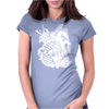 Dragon Killer Womens Fitted T-Shirt