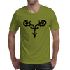 Dragon Mosaic Mens T-Shirt