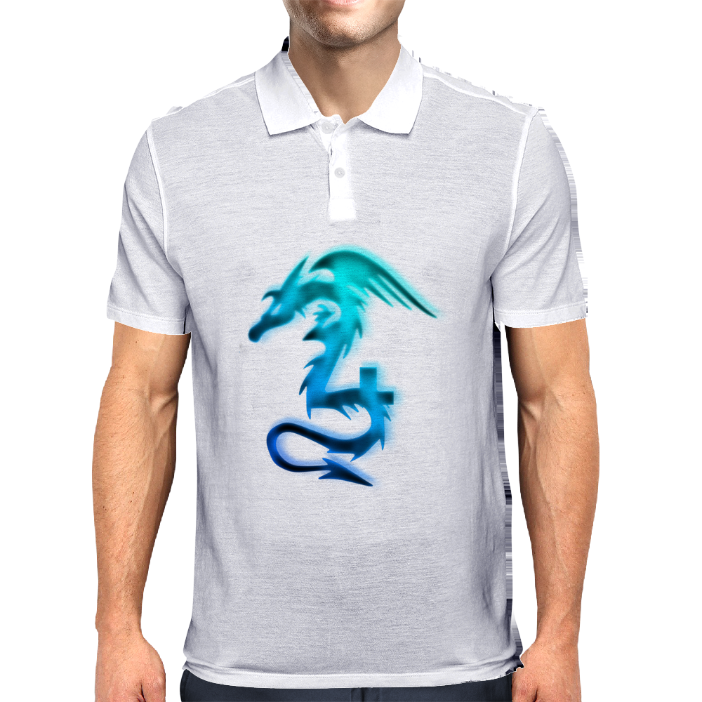 Dragon No.4 Mens Polo