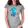 Dragon No.4 Womens Fitted T-Shirt