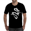 Dragon Silhouette Mens T-Shirt