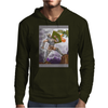 Dragon Slayer poster Mens Hoodie