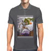 Dragon Slayer poster Mens Polo