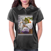 Dragon Slayer poster Womens Polo
